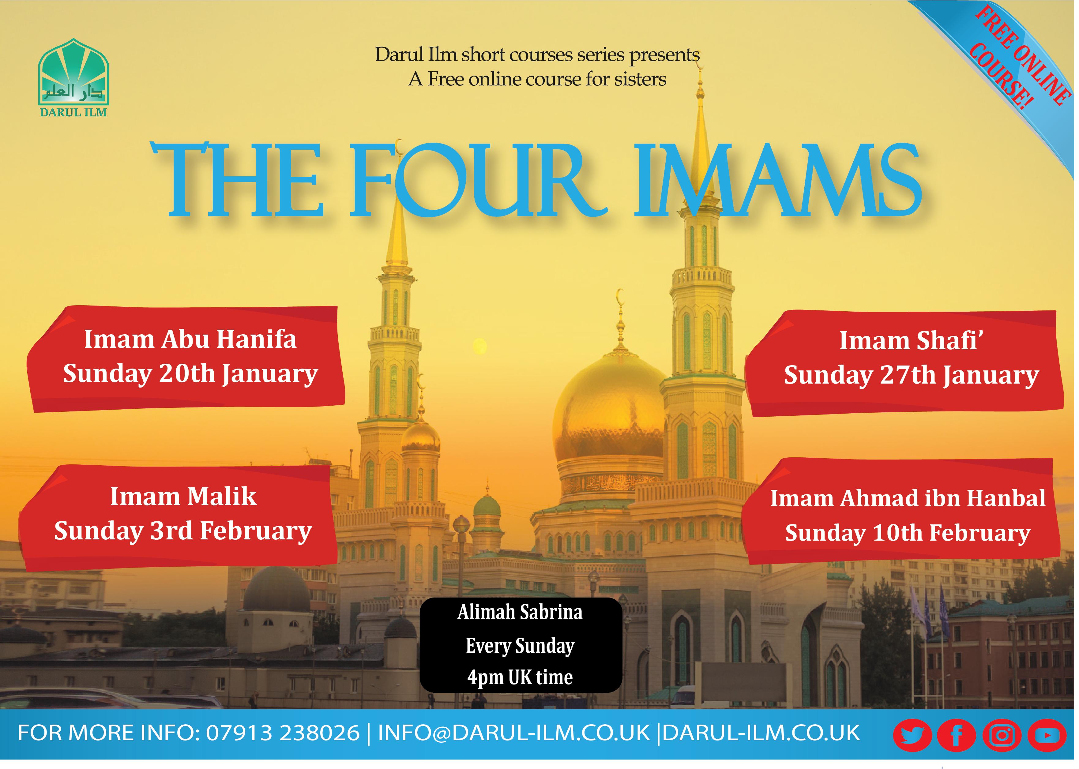 four imams